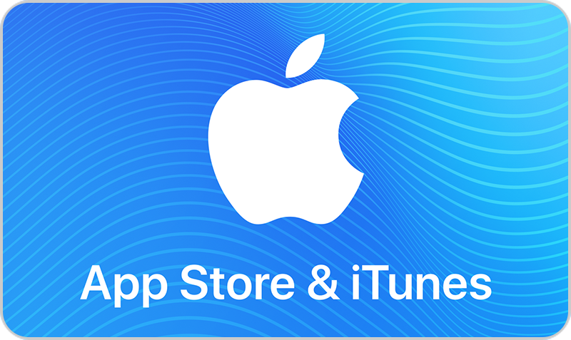 App Store & iTunes Gift Cards by Email
